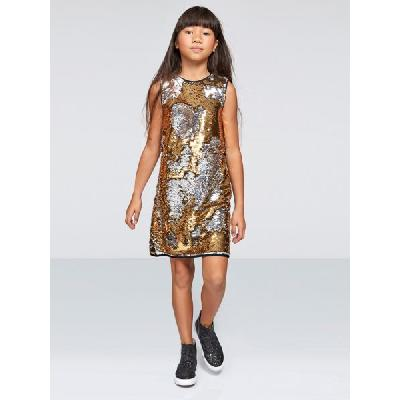 Robe Marciano Sequins Reversibles
