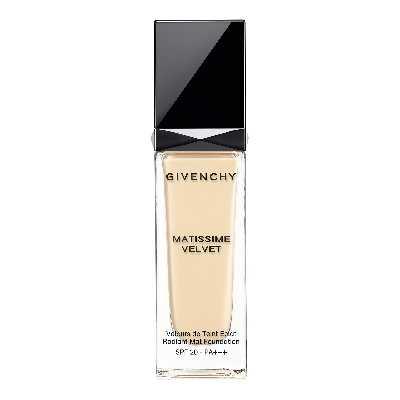 GIVENCHY Matissime Velvet Fluide Fond de Teint Fluide N°00 Mat Ivory