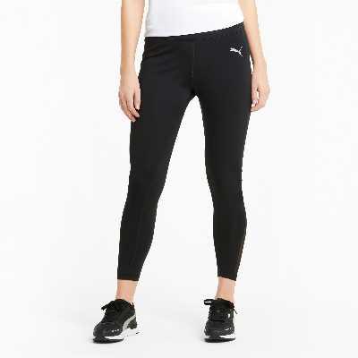 PUMA Legging taille haute Evostripe femme, Noir, Taille L, Vêtements