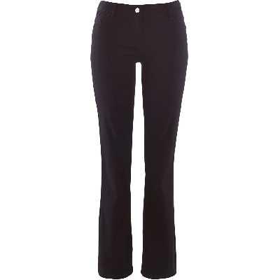 Pantalon extensible Bootcut