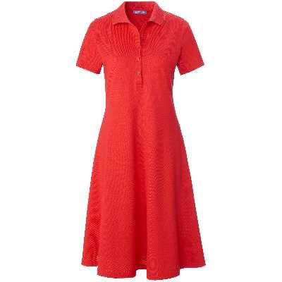 La robe 100% coton  DAY.LIKE rouge