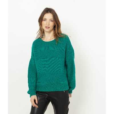 Pull laine mohair femme