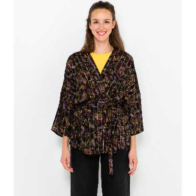 Veste kimono femme