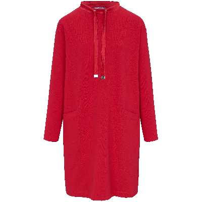 La robe  DAY.LIKE rouge