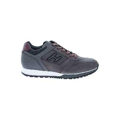 Running 321 - Sneakers multimatières empiècement bordeaux 5 multicolor