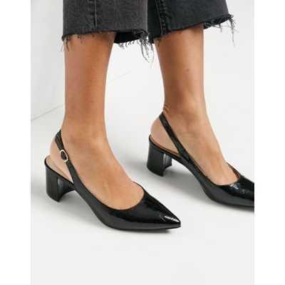 RAID - Rubina - Chaussures à talon - Noir Croco