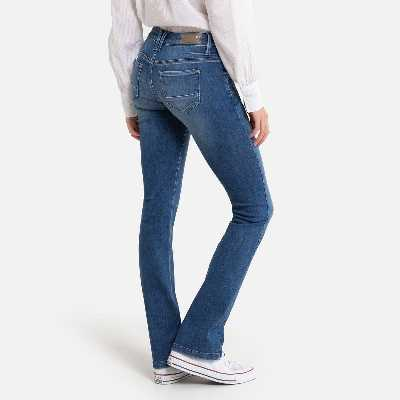 Jean Bootcut Betsy S-SDM, taille haute