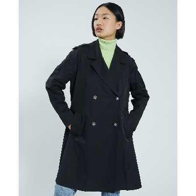 Trench Femme - Couleur noir - Taille XL - PIMKIE - MODE FEMME