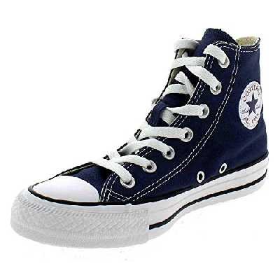 Converse Chuck Taylor All Star Core Hi, Baskets Mixte, Navy, 39 EU