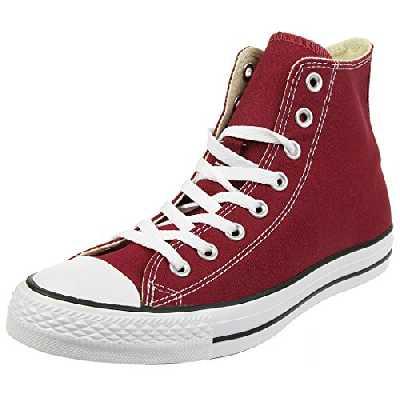 Converse All Star Hi Chaussures DE Sport Hautes Rouge M9621