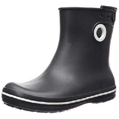 Crocs Jaunt Shorty Boot Women, Bottes Femme, Noir (Black) 39/40 EU