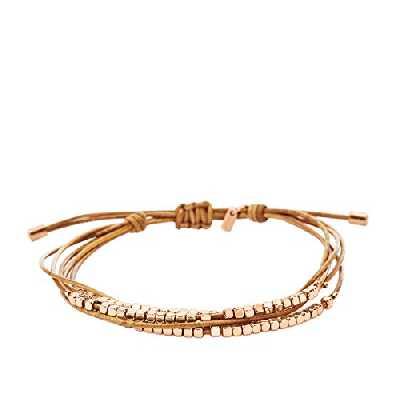Fossil Femme Bracelet fin perlé JA6422791