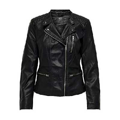 ONLY ? 15110802 - Veste - Femme -Noir (Black) - 42 FR