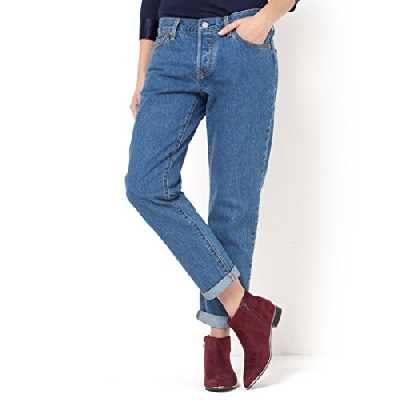 Levi's 501 CT, Jeans Femme, Bleu (SURF SHACK), W31/L34 (Taille fabricant: 31)