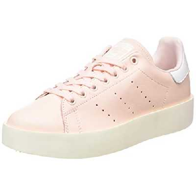 adidas Stan Smith Bold W, Sneakers Basses Femme, Rose (Pink By2970), 43 1/3 EU