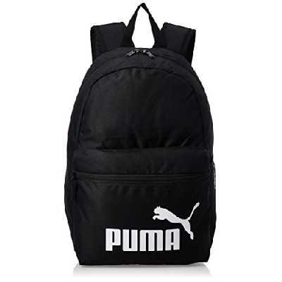 Puma 75487 Sac à dos Mixte Adulte, Noir (Puma Black), Taille Unique