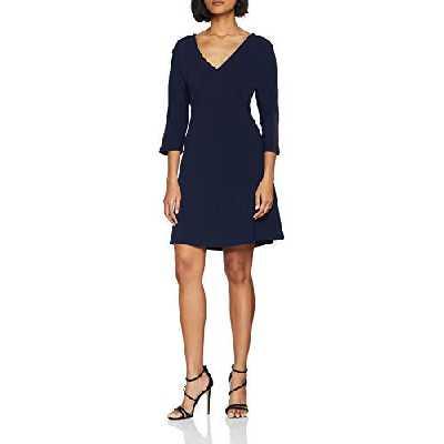 Morgan 191-RUBIA.F/NIGHT Robe de soirée Femme Noir (Night Night) 38 (Taille fabricant:T38)