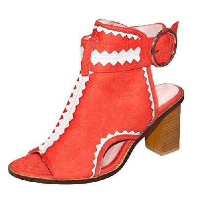 LILICAT Bottine Femmes Talon Chelsea Boots Femme Ankle Botte Hiver Plate Cuir Chaussures Compensé 3.5 cm,Femmes Bottine Casual PU Cuir Boucle Bottes Automne Mode Chelsea Botte Antidérapant Chaussures