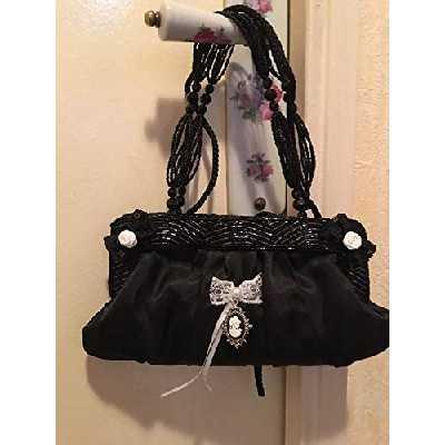 sac, minaudiere, customisé, camée, victorien, marie Antoinette
