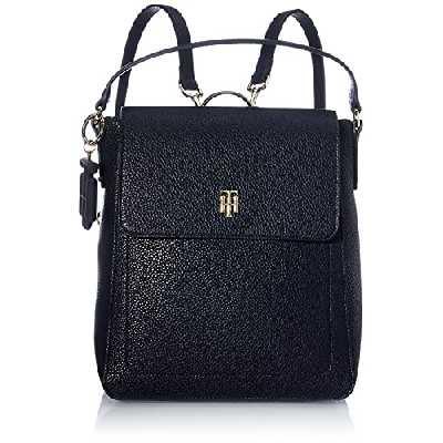 Tommy Hilfiger TH Soft Backpack, Sac à Dos Femme, Desert Sky, Taille Unique