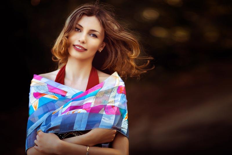 Foulard femme tendance 2019 372b8306b17