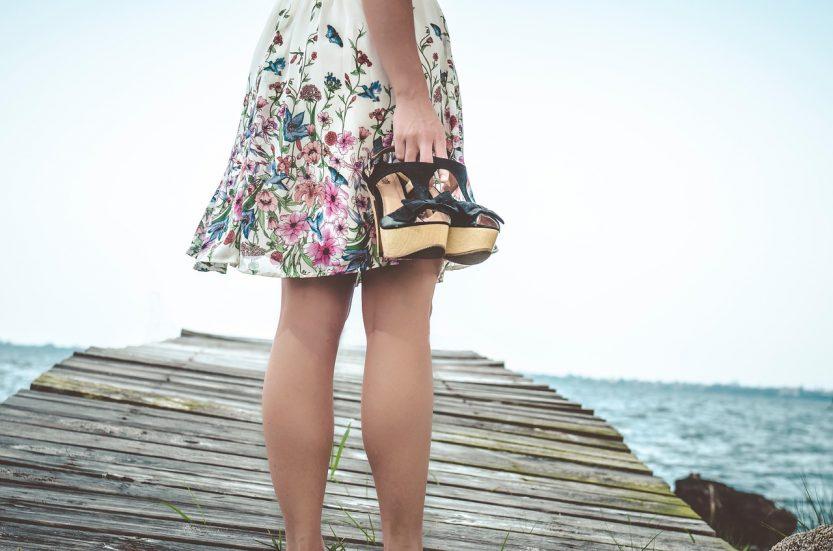 chaussure été femme