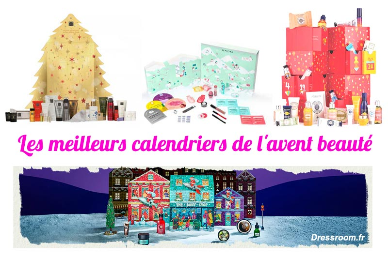 calendrier avent beaute