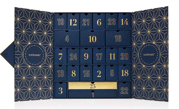 calendrier de l'avent lookfantastic 2019