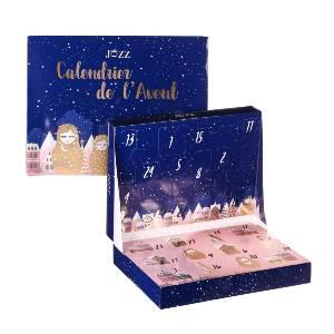 calendrier beauty success jozz