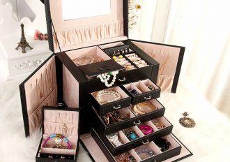 Boîte à bijoux : avis, comparatif prix et conseils pour bien la choisir