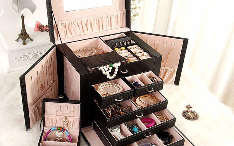 jolie boite à bijoux