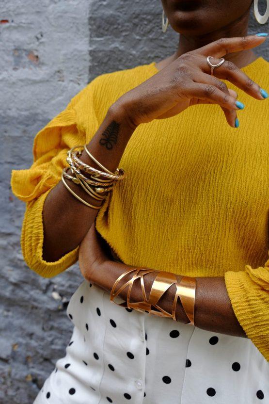 bracelet or tendance