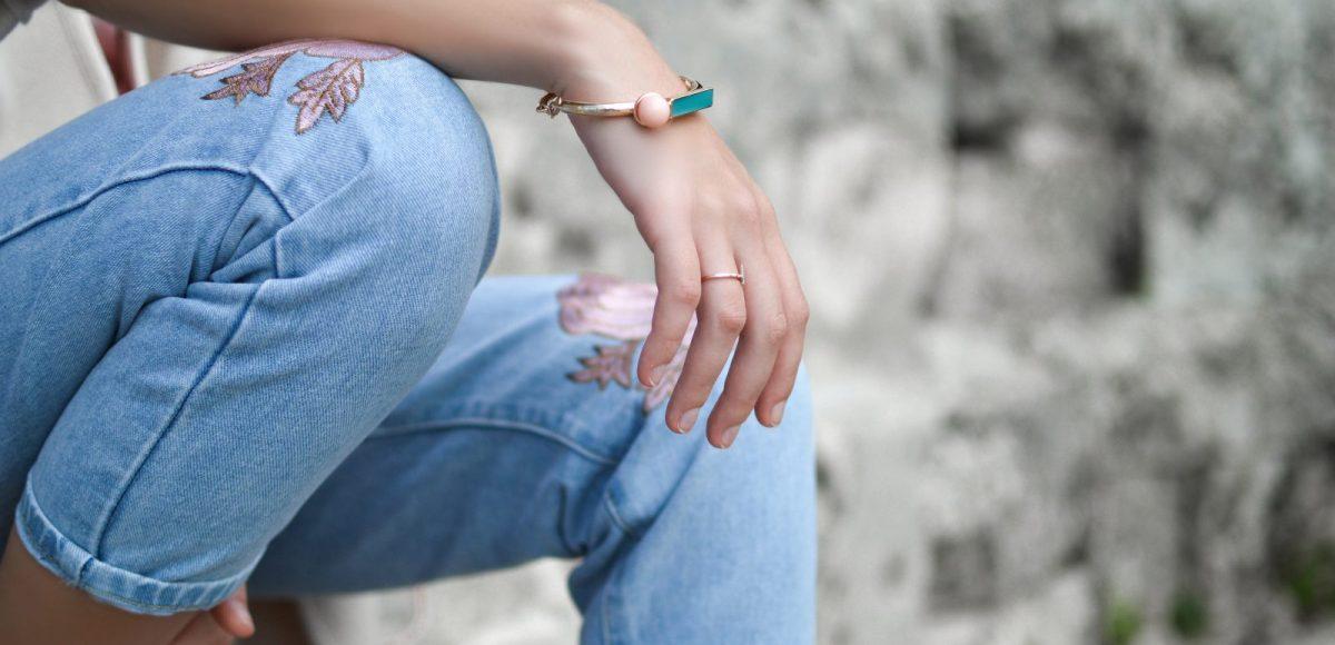 bracelet jonc tendance