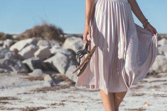 Comment porter la jupe plissée ?