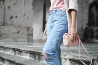 Que porter avec un jean mom ?