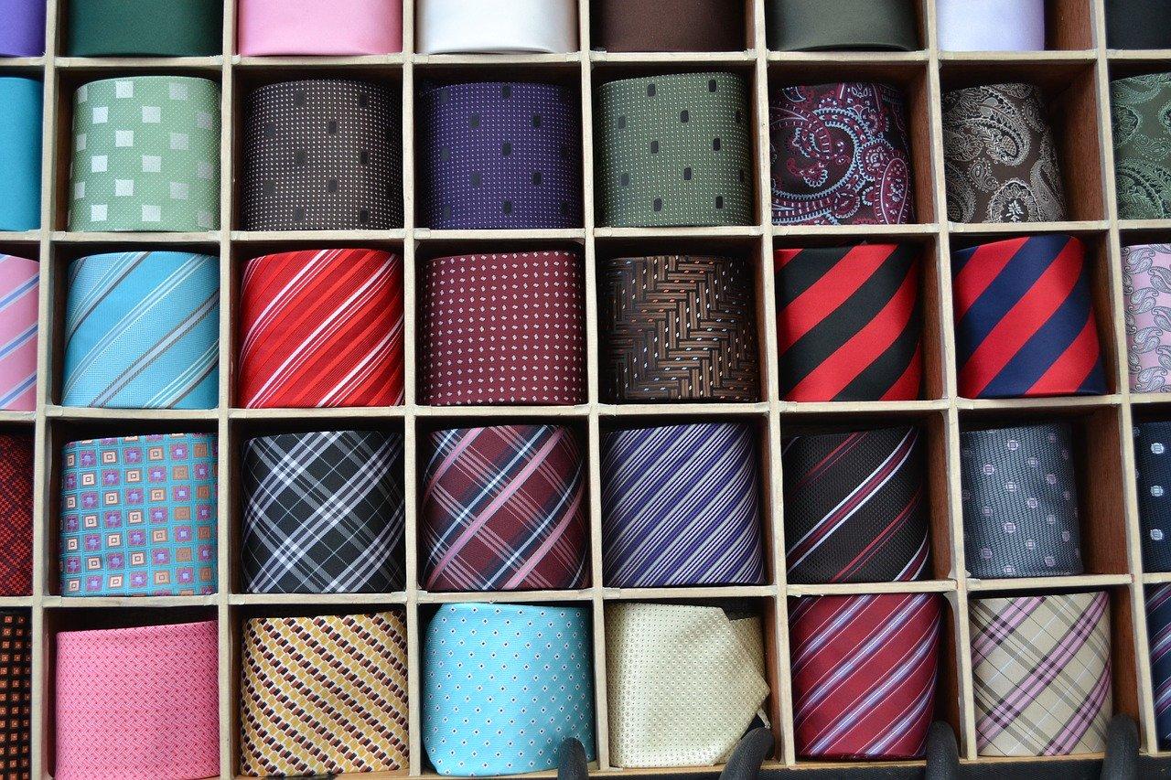 choisir une cravate