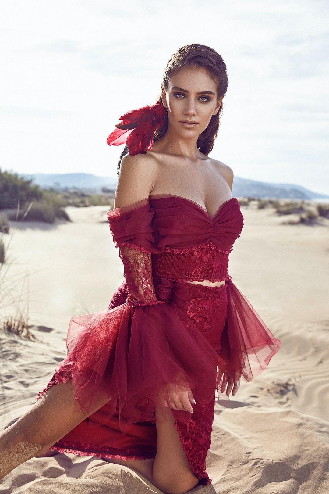 robe mariage plage