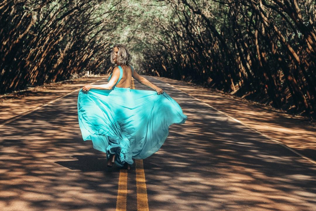 robe pour un mariage