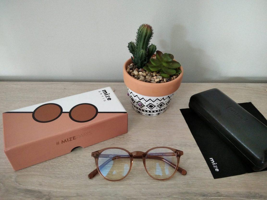 lunette anti lumiere bleue mize